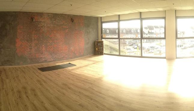 Salle de Yoga Angers