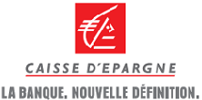 Logo Caisse d'Epargne Angers
