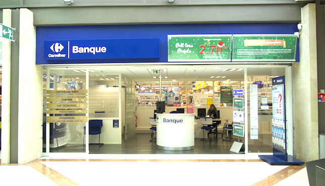 Carrefour Banque Grand Maine Angers