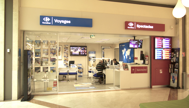 Carrefour Voyages Grand Maine Angers