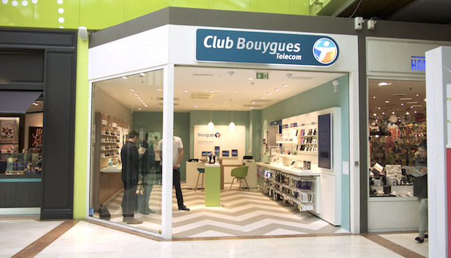 Club Bouygues Grand Maine Angers