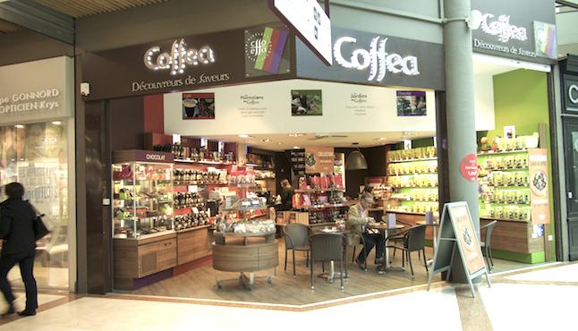 Coffea Grand Maine Angers