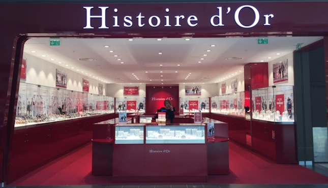 Histoire d'Or Angers Grand Maine