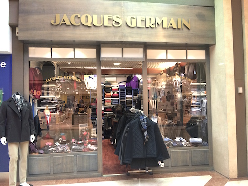 Boutique Jacques Germain Grand Maine Angers