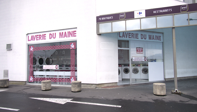 Laverie du Maine Angers