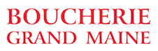 Logo Boucherie Grand Maine