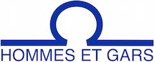Logo Hommes et Gars boutique cadeaux Grand Maine Angers
