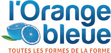 Logo Club de Fitness L'Orange Bleue Angers