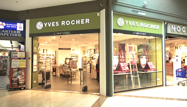 Yves Rocher Grand Maine Angers