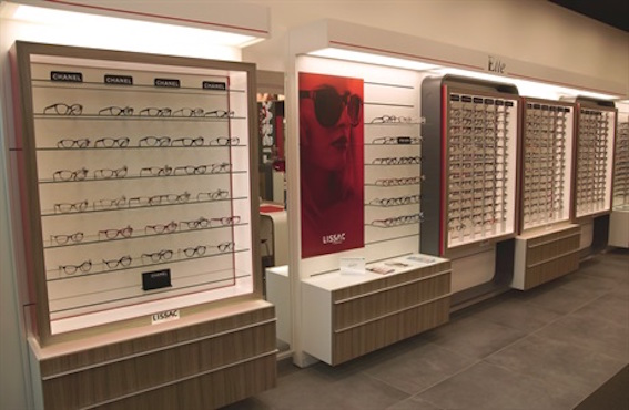 Lissac L'Opticien Grand Maine Angers