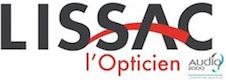 Logo Lissac L'Opticien Grand Maine Angers
