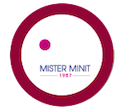 logo Mister Minit Grand Maine Angers