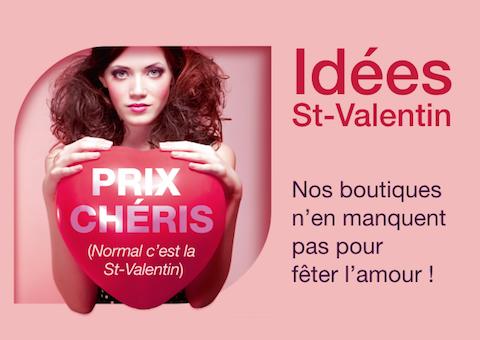 Idées St-Valentin Grand Maine Angers