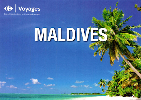Offre Maldives Carrefour Voyage Grand Maine Angers