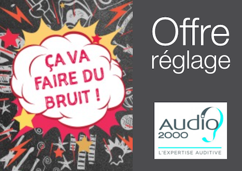 Offre Audio 2000 Grand Maine Angers
