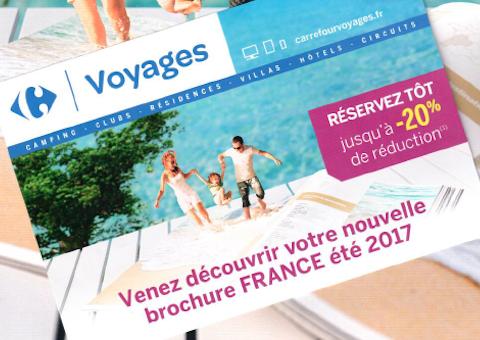 brochure été 2017 carrefour voyages