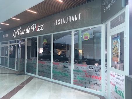 restaurant la tour de pizz grand maine angers
