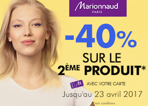 offre avril marionnaud grand mien angers