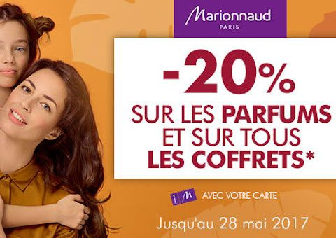 offre anniversaire marionnaud grand maine angers