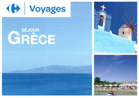 Offre Grece Carrefour Voyages Angers Grand Maine