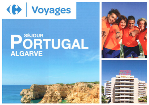 Offre Portugal Carrefour Voyages Angers Grand Maine