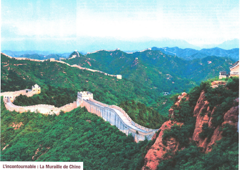 circuit chine grand Maine carrefour voyages angers