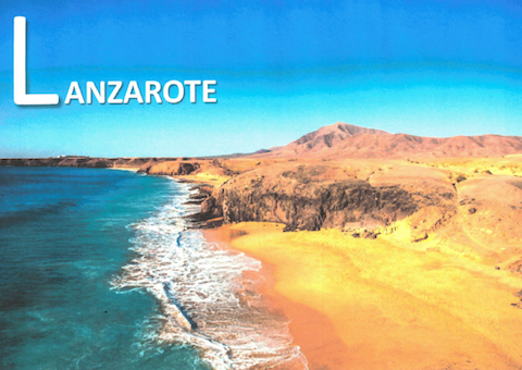 voyage Lanzarote grand Maine carrefour voyages angers