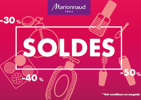 soldes marionnaud grand Maine angers