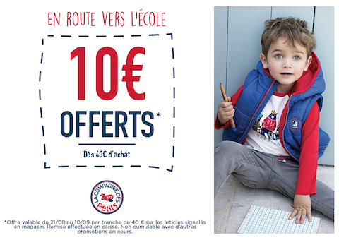 Offre rentree