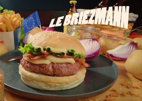 Miniature Le Briezmann (avec drapeau) copie